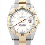 48回払いまで無金利 ロレックス デイトジャスト ターノグラフ 116263 ホワイト/3列ブレス F番 中古 メンズ 腕時計