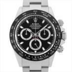 60回払いまで無金利 ロレックス コスモグラフ デイトナ 116500LN ブラック 中古 メンズ 腕時計
