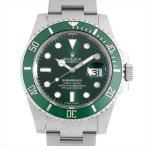 48回払いまで無金利 ロレックス サブマリーナ デイト 116610LV ランダムシリアル 中古 メンズ 腕時計