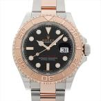 48回払いまで無金利 ロレックス ヨットマスター40 116621 ブラック 中古 メンズ 腕時計