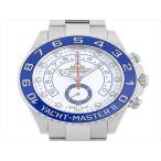 48回払いまで無金利 ロレックス ヨットマスターII 116680 ランダムシリアル 中古 メンズ 腕時計