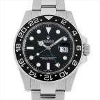 48回払いまで無金利 ロレックス GMTマスターII 116710LN V番 中古 メンズ 腕時計