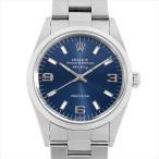 48回払いまで無金利 ロレックス エアキング 14000 ブルー/369 A番 中古 メンズ 腕時計