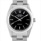 ロレックス オイスターパーペチュアル エアキング P番 14000M ブルー/369 中古 メンズ 腕時計 48回払いまで無金利