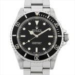 【48回払いまで無金利】ロレックス サブマリーナ ノンデイト W番 14060 中古 メンズ 腕時計
