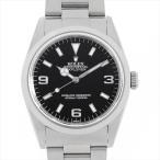 48回払いまで無金利 ロレックス エクスプローラーI 14270 A番 中古 メンズ 腕時計