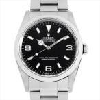 ロレックス エクスプローラーI P番 14270 中古 メンズ 腕時計