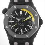 オーデマピゲ ロイヤルオーク オフショアダイバー フォージドカーボン 15706AU.OO.A002CA.01 中古 メンズ 腕時計