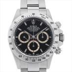 48回払いまで無金利 ロレックス コスモグラフ デイトナ 16520 ブラック S番 中古 メンズ 腕時計