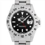 48回払いまで無金利 ロレックス エクスプローラーII 16570 ブラック Y番 中古 メンズ 腕時計