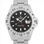 48回払いまで無金利 ロレックス エクスプローラーII 16570 Z番  中古 メンズ 腕時計