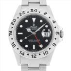 48回払いまで無金利 ロレックス エクスプローラーII M番 16570 ブラック 中古 メンズ 腕時計