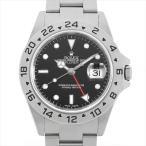 48回払いまで無金利 ロレックス エクスプローラーII 16570 ブラック F番 中古 メンズ 腕時計