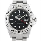 48回払いまで無金利 ロレックス エクスプローラーII 16570 ブラック ランダムシリアル 中古 メンズ 腕時計