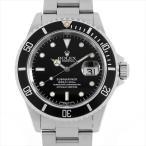 【48回払いまで無金利】ロレックス サブマリーナ デイト P番 16610 中古 メンズ 腕時計
