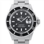 SALE 【48回払いまで無金利】ロレックス サブマリーナ デイト K番 16610 中古 メンズ 腕時計