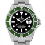 SALE 【48回払いまで無金利】ロレックス サブマリーナ デイト Z番 16610LV 中古 メンズ 腕時計