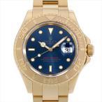 48回払いまで無金利 ロレックス ヨットマスター 16628 ブルー W番  中古 メンズ 腕時計