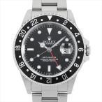 SALE ロレックス GMTマスター 黒ベゼル A番 16700 中古 メンズ 腕時計
