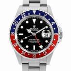 48回払いまで無金利 ロレックス GMTマスター 赤青ベゼル 16700 T番 中古 メンズ 腕時計