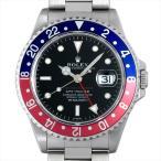 SALE ロレックス GMTマスター リアルマッコイズ チャックイエーガー ファーストモデル U番 16700 中古 メンズ 腕時計