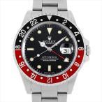 ロレックス GMTマスターII 赤黒ベゼル X番 16710 中古 メンズ 腕時計