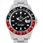 ロレックス GMTマスターII 赤黒ベゼル E番 16710 中古 メンズ 腕時計