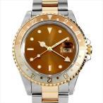 48回払いまで無金利 ロレックス GMTマスターII 16713 ブラウン N番 中古 メンズ 腕時計