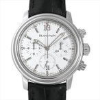 48回払いまで無金利 ブランパン レマンクロノグラフ 2185-1127 中古 メンズ 腕時計