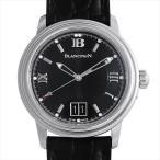 ブランパン レマン グランドデイト ダブルウィンドウ 2850-1130-53 中古 メンズ 腕時計