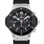 ウブロ ビッグバン スティール セラミック 301.SB.131.RX 中古 メンズ 腕時計