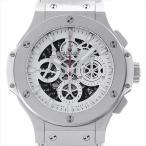 ウブロ アエロバン オールホワイト スペシャルエディション 日本限定150本 311.SE.2113.VR.JDR14 中古 メンズ 腕時計