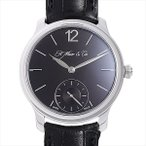 48回払いまで無金利 SALE H.モーザー マユ スモールセコンド 321.503-003 中古 メンズ 腕時計