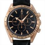 オメガ スピードマスター ブロードアロー レッドゴールド シューマッハ 3659.50.31 中古 メンズ 腕時計
