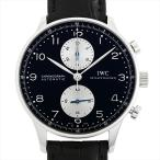48回払いまで無金利 IWC ポルトギーゼ クロノグラフ IW371404 中古 メンズ 腕時計