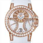 ハリーウィンストン オーシャン バイレトログラード レディ 400/UABI36RL.MD/D3.1 中古 レディース 腕時計
