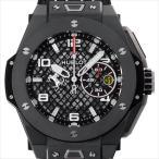 SALE ウブロ ビッグバン フェラーリ スペアチーレ グレーセラミック 401.FX.1123.VR 中古 メンズ 腕時計
