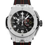 ウブロ ビッグバン フェラーリ チタニウム 世界限定1000本 401.NX.0123.VR 中古 メンズ 腕時計