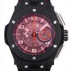 ウブロ ビッグバン フェラーリ カーボン レッドマジック 世界限定1000本 401.QX.0123.VR 中古 メンズ 腕時計