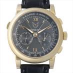 SALE 48回払いまで無金利 ランゲ&ゾーネ ダトグラフ ダブルスプリット リミテッド 限定10本 404.048F/LS4041AX 中古 メンズ 腕時計
