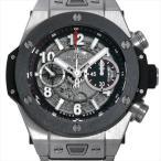 ウブロ ビッグバン ウニコ チタニウム セラミック ブレスレット 411.NM.1170.NM 中古 メンズ 腕時計