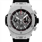 ウブロ ビッグバン ウニコ チタニウム 411.NX.1170.RX 中古 メンズ 腕時計