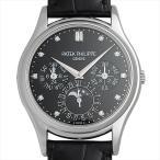 48回払いまで無金利 パテックフィリップ パーペチュアルカレンダー 5140P-013 中古 メンズ 腕時計