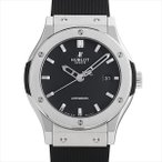 ウブロ クラシックフュージョン チタニウム 542.NX.1170.RX 中古 メンズ 腕時計