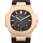 48回払いまで無金利 パテックフィリップ ノーチラス プチコンプリケーション 5712R-001 中古 メンズ 腕時計