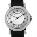 ブレゲ マリーン ラージデイト 5817ST/12/5V8 中古 メンズ 腕時計