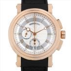 ブレゲ マリーン クロノグラフ 5827BR/12/5ZU 中古 メンズ 腕時計