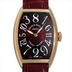 SALE フランクミュラー クレイジーアワーズ 5850CH 4N 中古 メンズ 腕時計