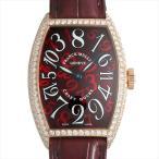 フランクミュラー クレイジーアワーズ ダイヤモンド 5850CHD 5N 中古 メンズ 腕時計
