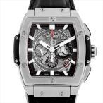SALE ウブロ スピリット オブ ビッグバン チタニウム 601.NX.0173.LR 中古 メンズ 腕時計